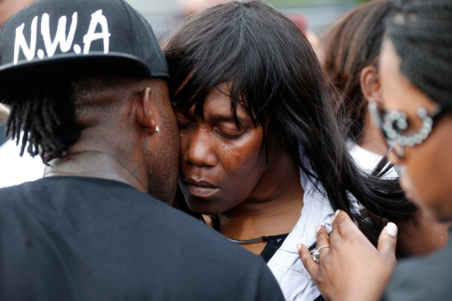 Alton Sterling Shooting Exposes City's Racial Fractures