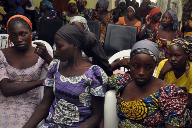 Freed Nigerian Schoolgirls Meet Families After 3 Years