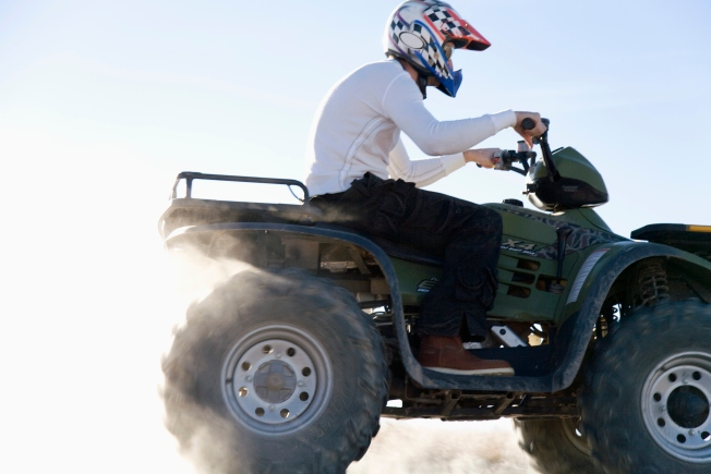 Wild ATV Ride Ends With Vandalism and Assault