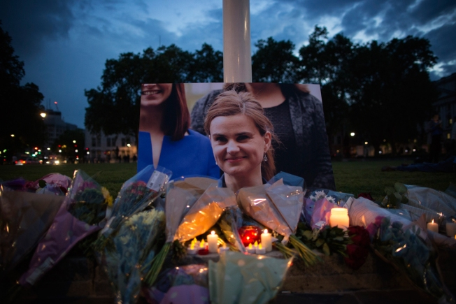 Nazi-obsessed Briton jailed for life for murder of MP Jo Cox