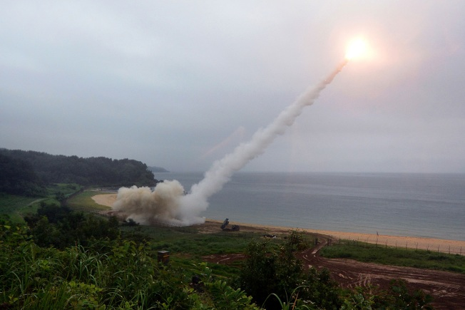 US and S. Korean Troops Start Drills Amid N. Korea Standoff