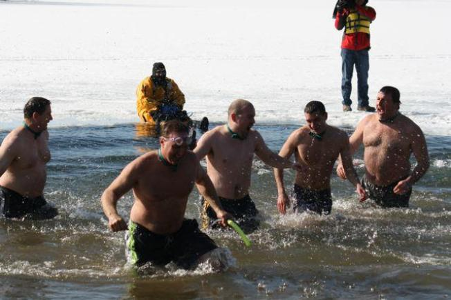 Penguin Plunge 2015 Raises Money for Special Olympics Connecticut