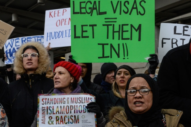 People denied United States entry under first travel ban can reapply