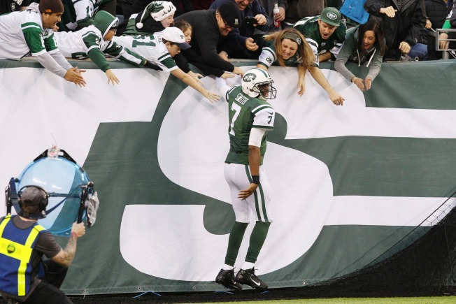 "Jets ""Fight With Ryan"" in Win Over Browns"