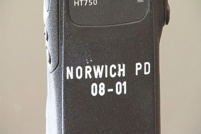 Radio Problems for Norwich Police