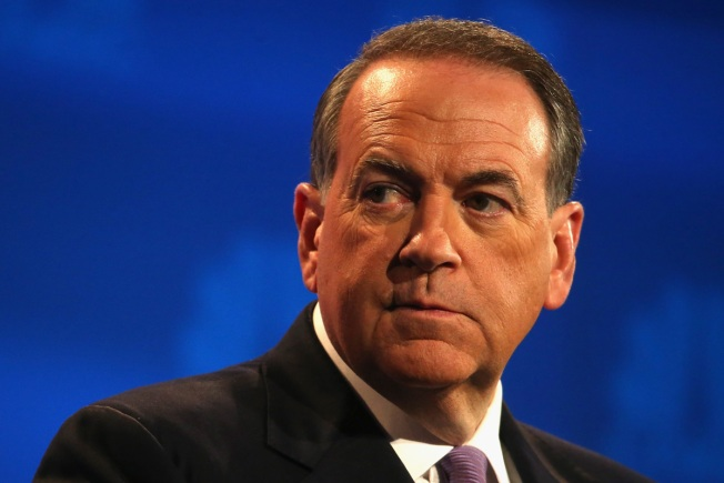 Mike Huckabee Ends Presidential Bid