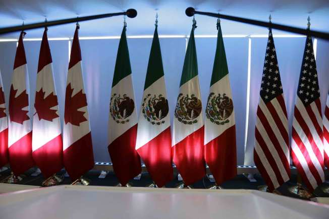 Round of NAFTA Talks Ends Amid Resistance Over Mexico Wages
