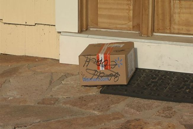 Stratford Police Warn of Home Delivery Thiefs Going into Holiday Season