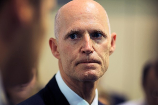 Florida Gov. Presses for Zika Money, Blasts Democrats