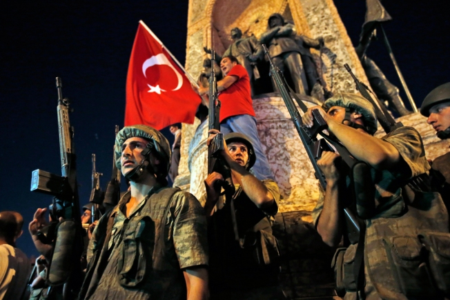 Decree by Turkey's Erdogan Brings Military More Under Government