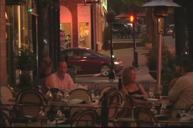 West Hartford Cafe Curfew Questioned
