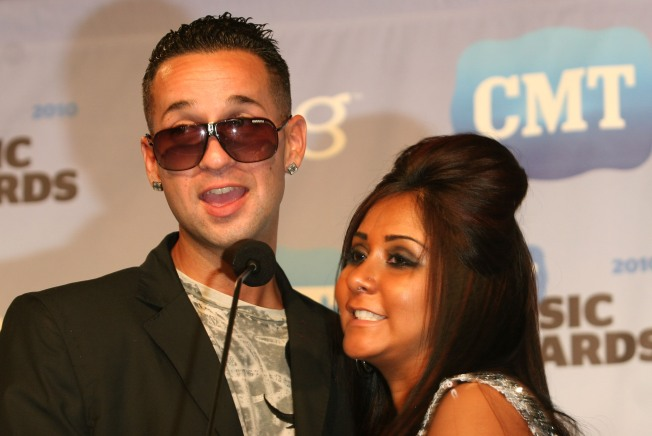"The Situation & Snooki Talk Life After ""Jersey Shore"""