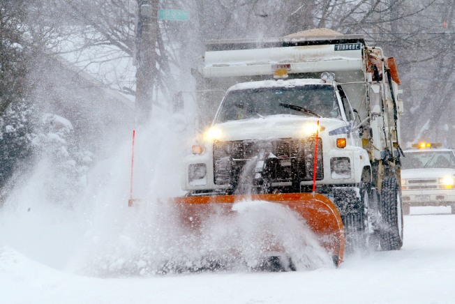 Blizzard Warning for Entire State
