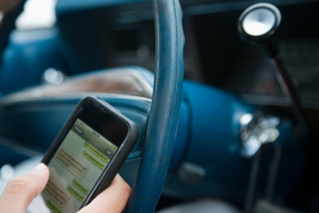 Texting Bans Don't Reduce Crashes: Report
