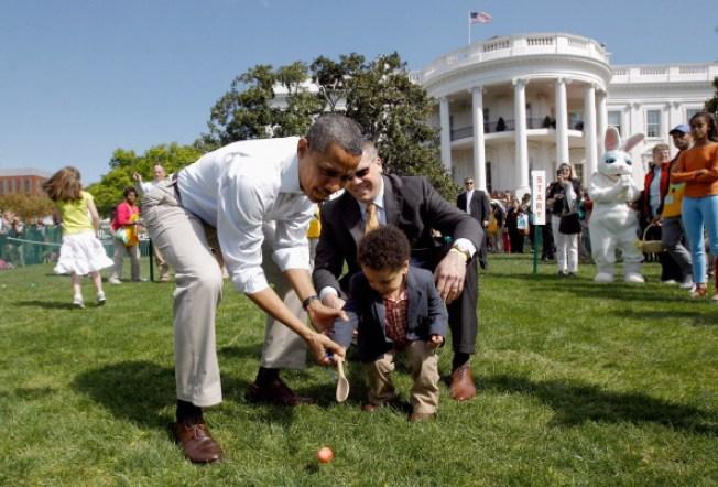 White House Easter Egg Roll Lottery Begins