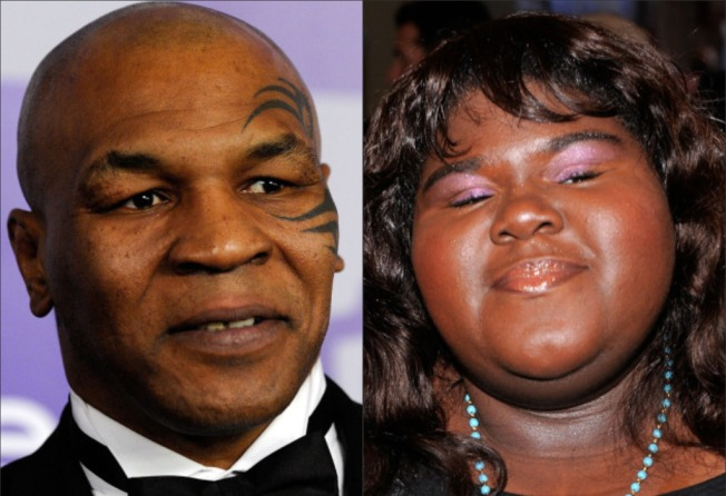 "Gabourey Sidibe & Mike Tyson Set For ""The View"""