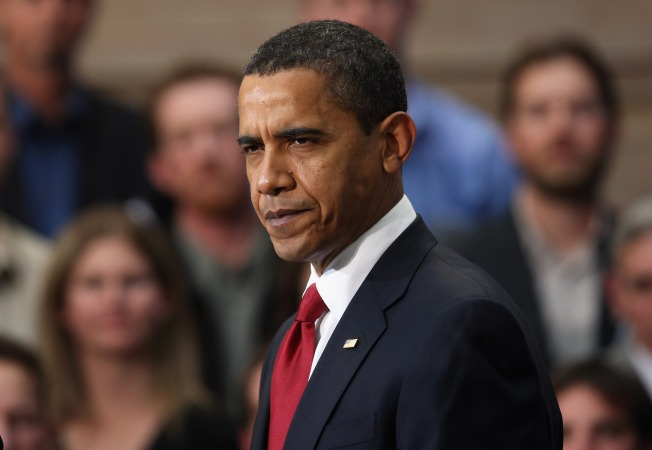 Obama 666 Comment Gets Chamber Pres Suspended