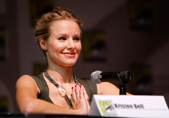 Kristen Bell Joining The Cast Of 'Burlesque'