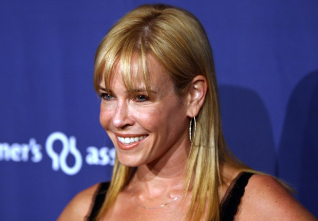 Chelsea Handler's Coming to Mohegan Sun