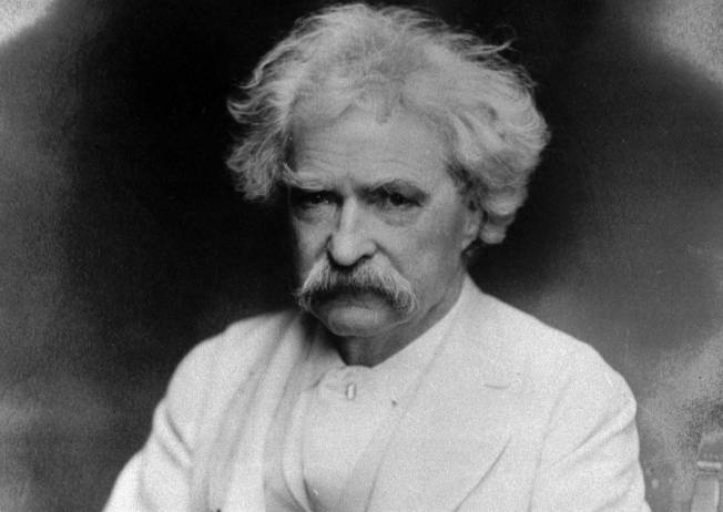 If Twain Could Tweet, What Would He Say?