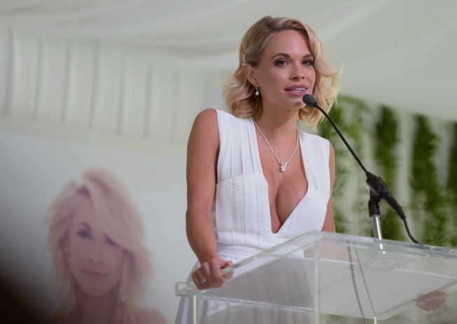 Playmate Dani Mathers Could Face Jail Time for Body Shaming Gym Pic