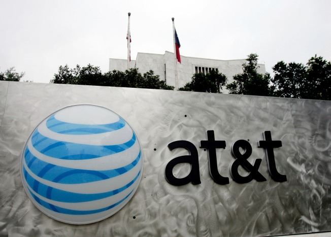 AT&T to Cut Landline Jobs in State