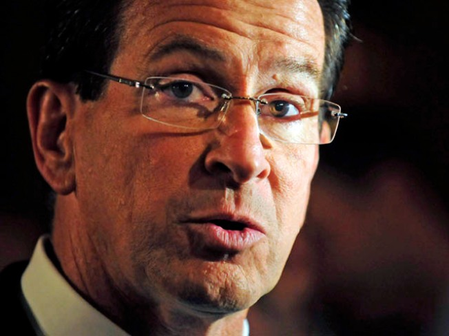 Malloy Has Budget in His Brain
