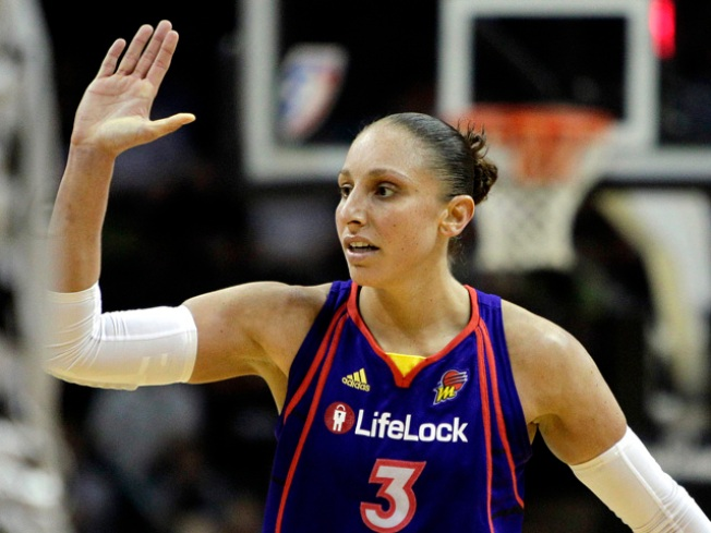 Taurasi's Turkish Contract Canceled Over Doping Results