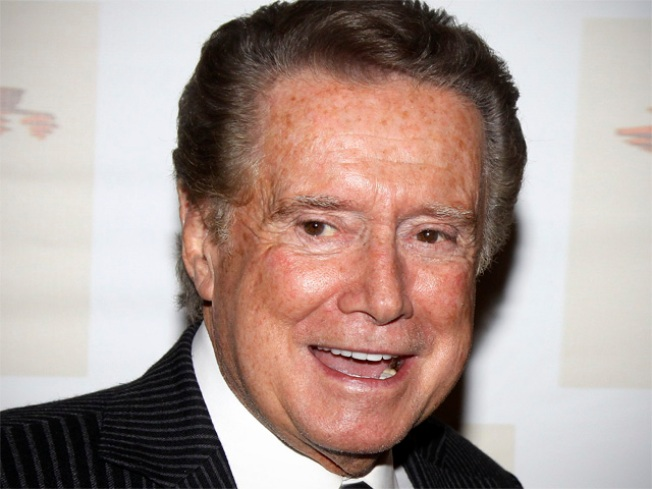 TV Legend Regis Philbin Announces Retirement