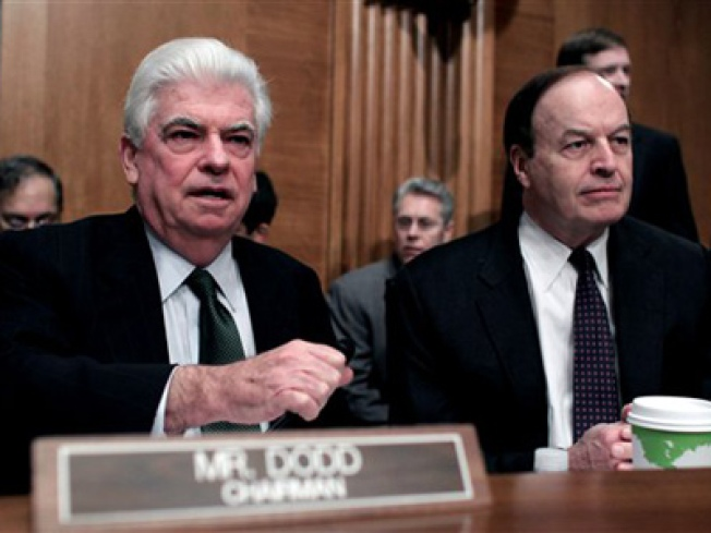 Report: AIG Urged Donations to Dodd