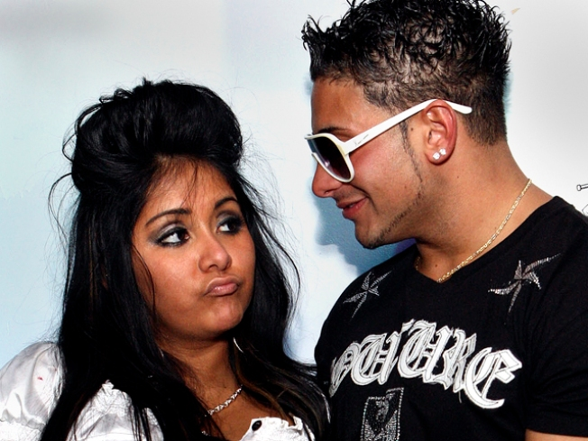 Shooting Leaves Snooki's Ex Out in Cold