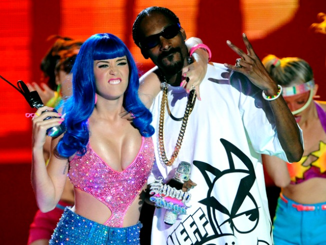 "Katy Perry's ""California Gurls"" Under Fire from The Beach Boys"