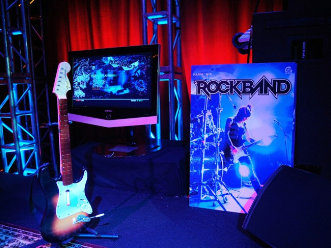 """Rock Band 3"" Gets Real"