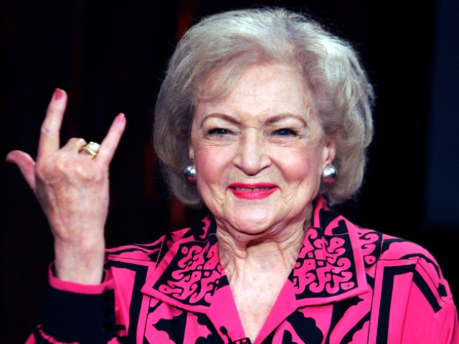 Betty White Launches Clothing Line