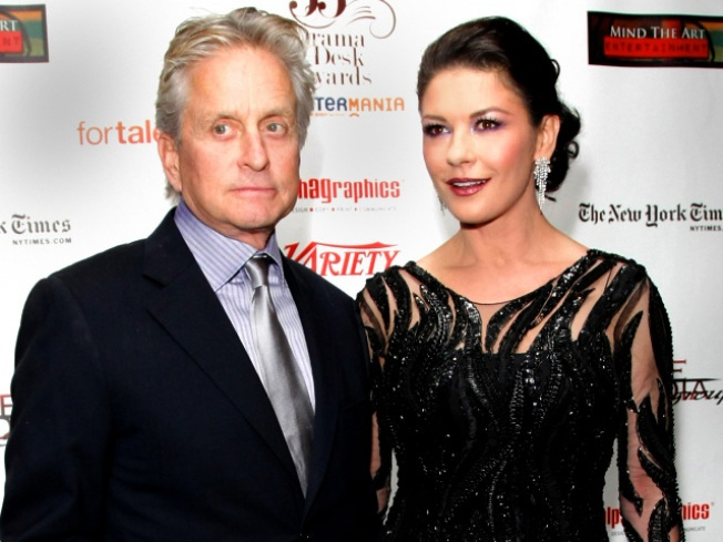 "Zeta-Jones ""Furious"" About Michael Douglas' Late Cancer Diagnosis"