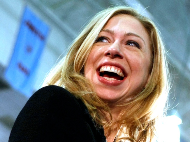 Chelsea Clinton: Let Them Eat Gluten-free Cake