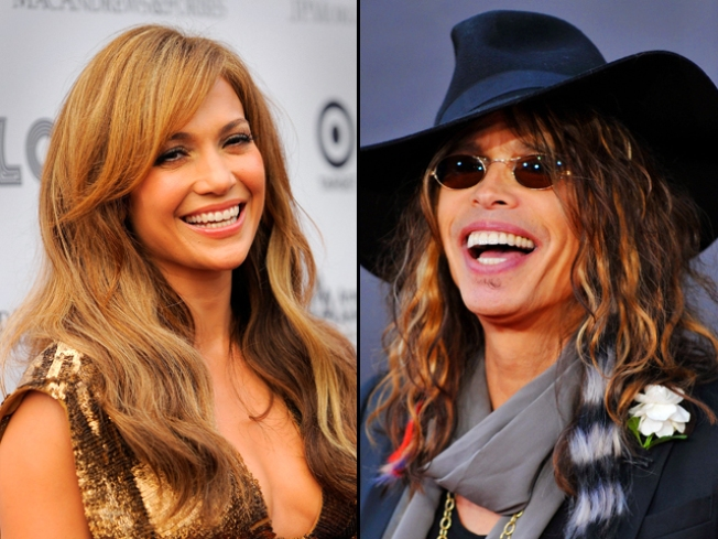 "J-Lo Leads ""Idol"" Makeover, Aerosmith's Tyler May Join Next"
