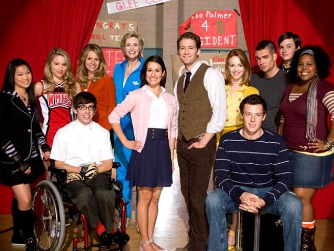 """Glee"" Among GLAAD Media Awards Winners"