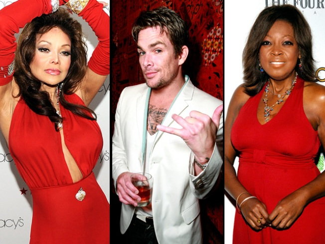 "LaToya, Mark McGrath and Star Jones Join ""Celebrity Apprentice"""