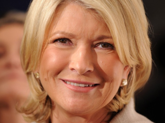 Martha Stewart Launches Baking Show