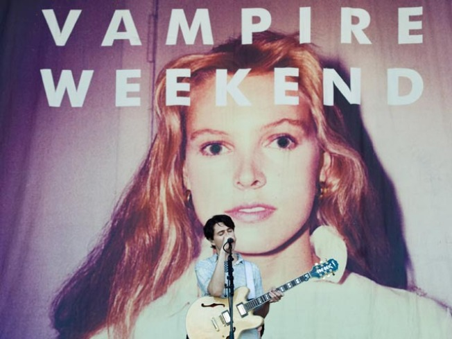 "Fairfield ""Contra"" Woman Sues Vampire Weekend"