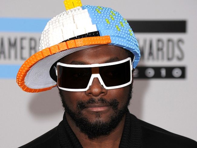 Will.i.am Sings Out For Oprah's New TV Channel