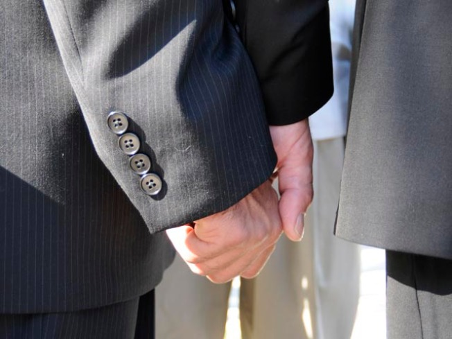 California Nuptials Increase After Gay Marriage Ruling