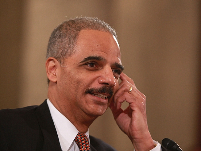 Holder: CT U.S. Attorney Is Tough on Financial Crime