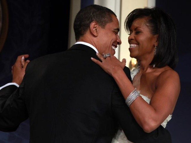 Cutest Couple: Barack, Michelle Up for Kids' Choice Award