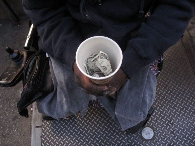 Poverty Grows, Incomes Drop in CT