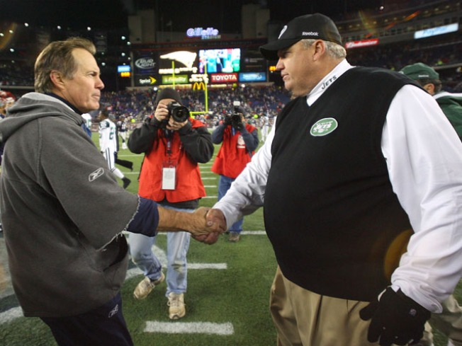 "Rex Ryan on Belichick: ""I Came Here to Kick His A**!"""