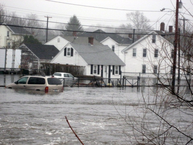 National Guard on Alert for CT River Flooding