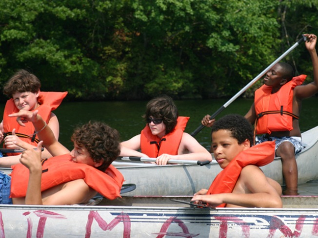Camp Offers Reward to Solve Canoe Caper