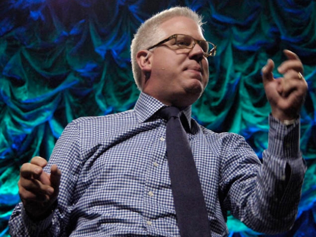Glenn Beck Makes the Circuit in CT